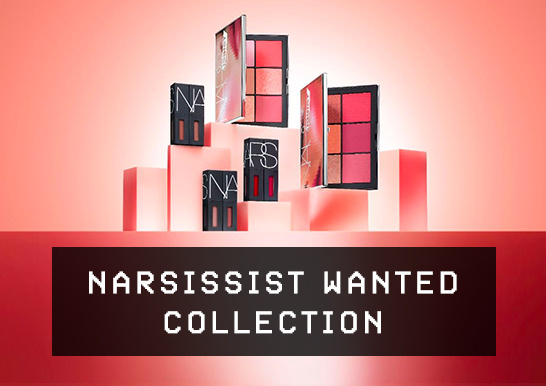 NARSISSIST WANTED EYESHADOW PALETTE
