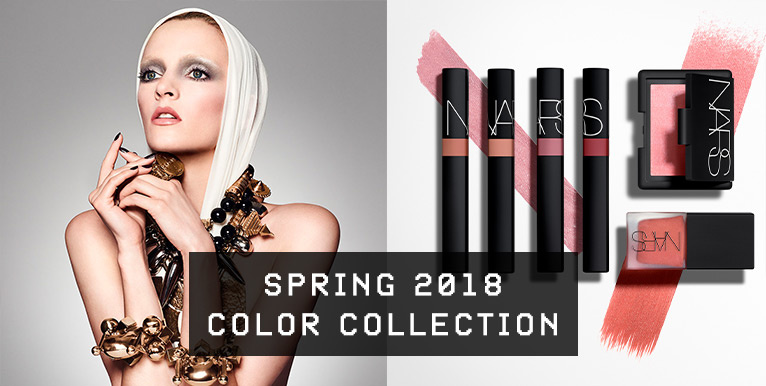 SPRING 2018 COLOR COLLECTION