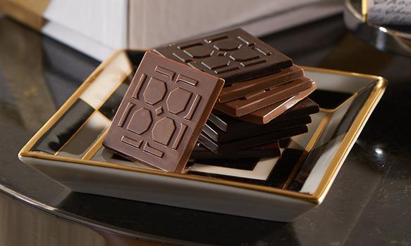 Çikolata İçin Yılbaşı Hediyesi