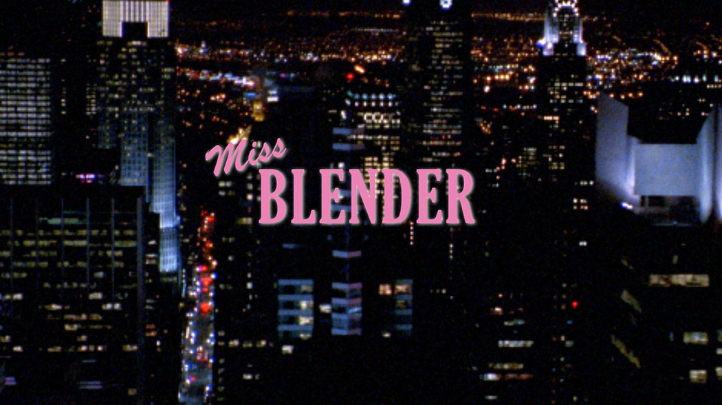 Blender TV