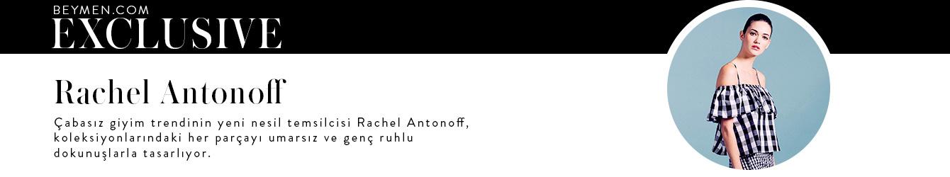 Rachel Antonoff