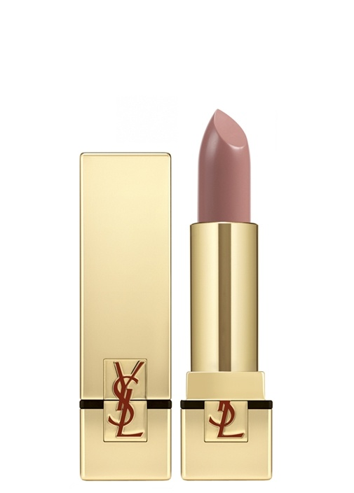 Rouge Pur Couture Lipstick Satin-10 Beige Tribute Ruj