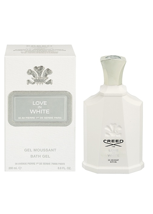 Love In White 200 ml Kadın Duş Jeli