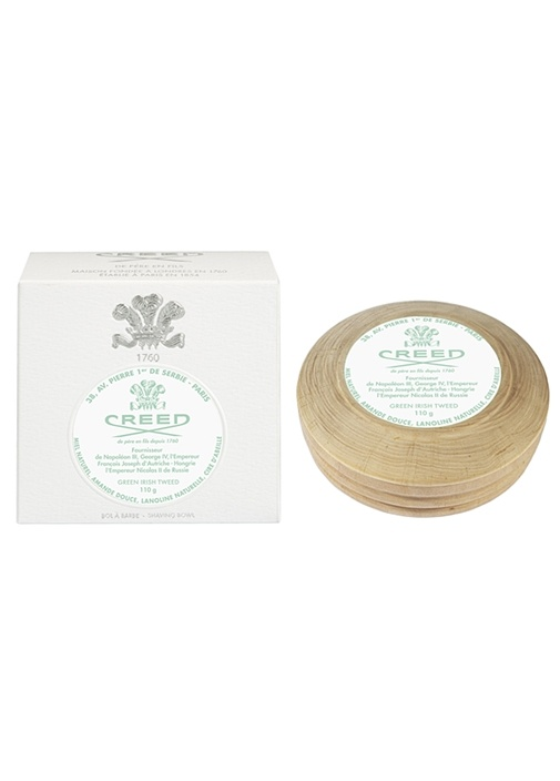 Green Irish Tweed Shaving Soap Bowl Erkek Sabun
