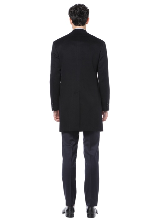 8  Drop Slim Fit Yün Palto