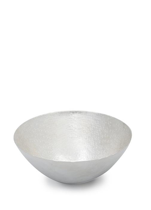 Gümüş Kaplama Kase