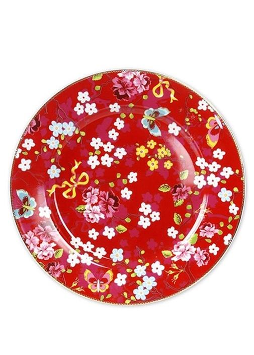 Floral Pip Kırmızı Supla