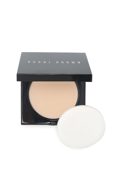 Sheer Finish Pressed Powder Warm Natural Pudra