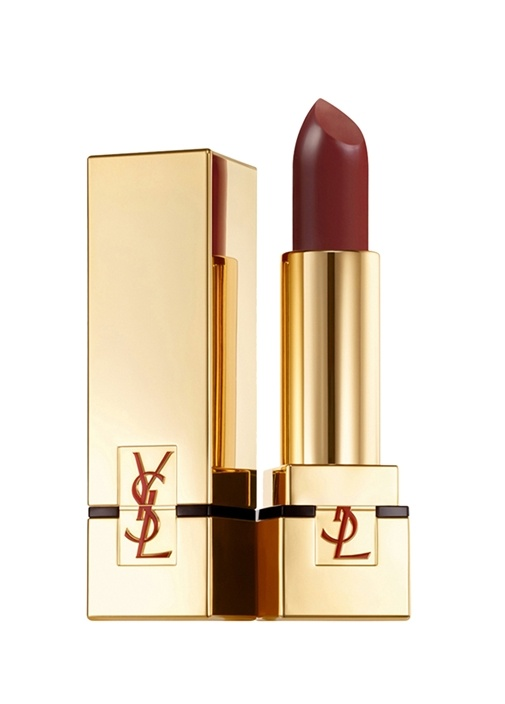 Rouge Pur Couture The Mats Lipstick-206 Grenat Satisfaction  Ruj