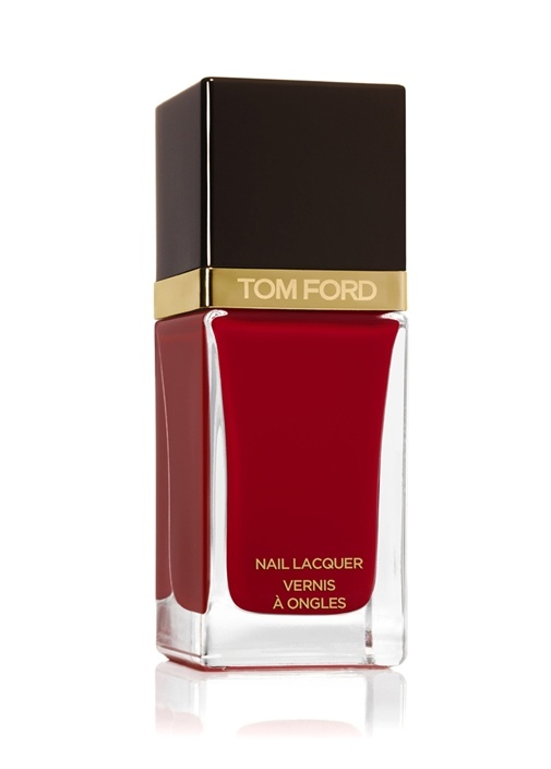 Nail Lacquer-Carnal Red Oje