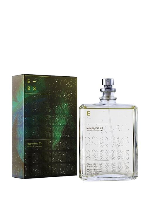Escentric 03 100 Ml Unisex Parfüm