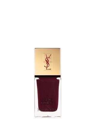 Yves Saint Laurent La Laque Couture-07 Prune Minimale Oje