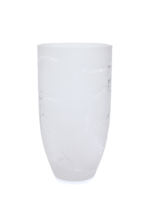 Westbrook Şeffaf Kristal Vazo