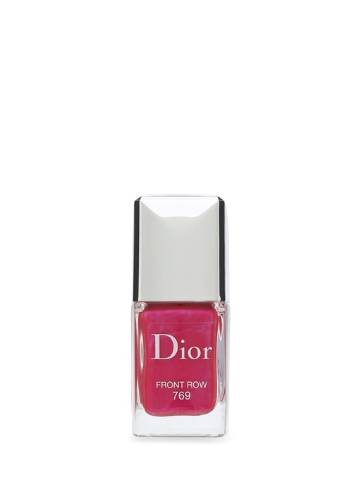 Rouge Dior Vernis 769 Frontraw Oje