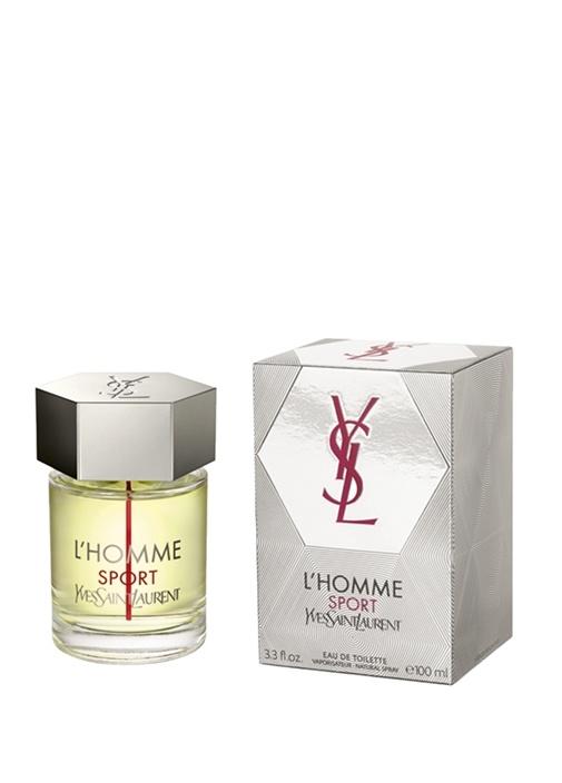 L'Homme Sport Erkek EDT 100 ml Spray