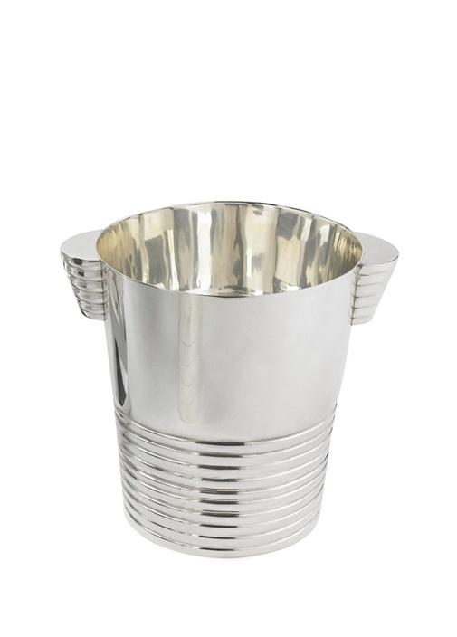 Montgomery Gümüş Kaplama Şampanya Kovası