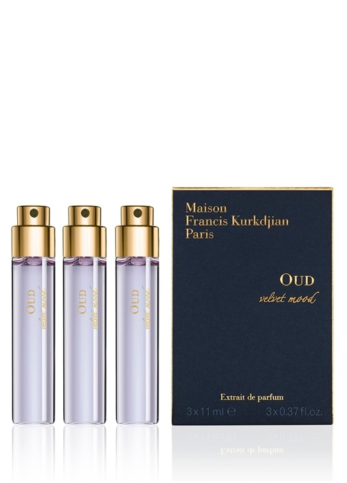 OUD Velvet Mood Extrait 3*11 ml EDP Parfüm