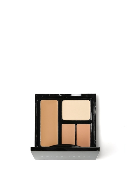 Face Touch Up Palette Warm Beige Kapatici