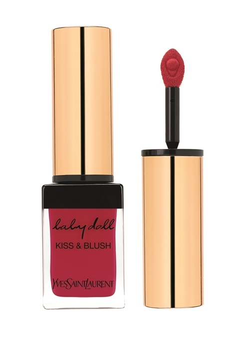 Kiss And Blush 06 Rouge Libertine Ruj Allik