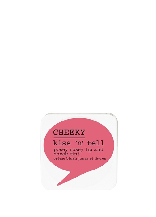 Cheeky Lip & Cheek Tint-Posey Rosey Ruj Allik