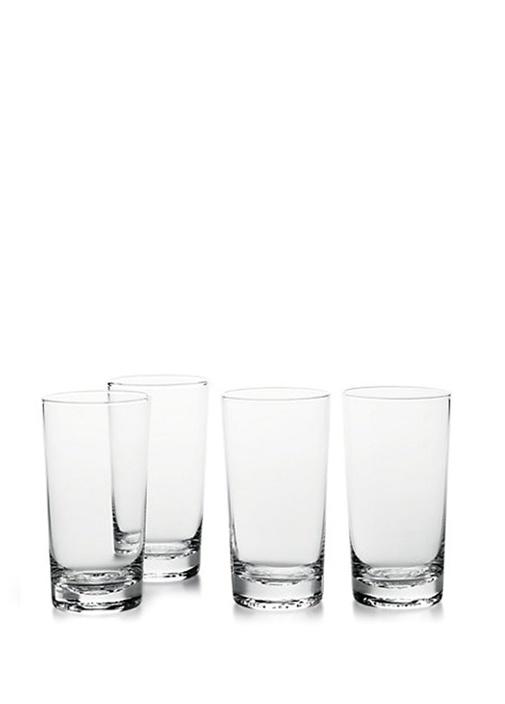 67 4lü Kristal Meşrubat Bardağı