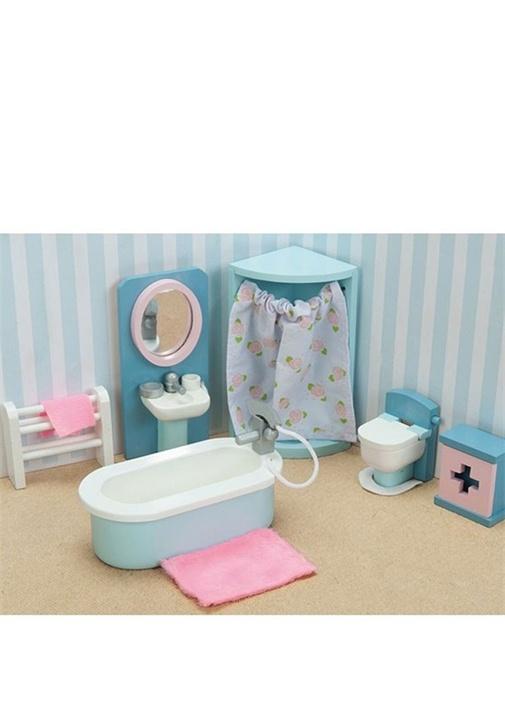 Daisylane Banyo Takımı Ahşap Oyuncak Seti