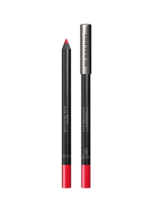 Lip Definer Shaping Pencil Military Red Dudak Kalemi