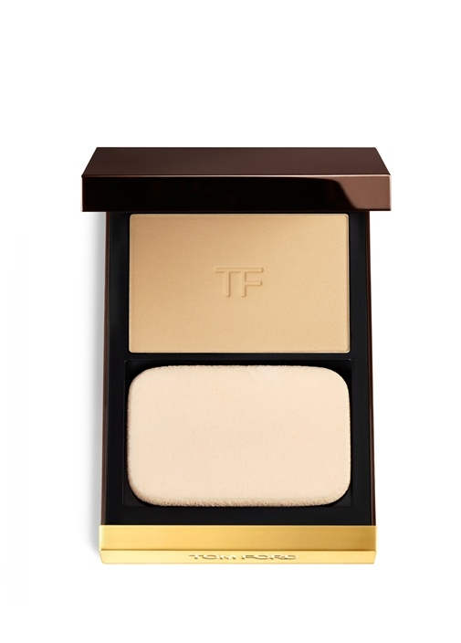 Flawless Powder-Buff Fondöten