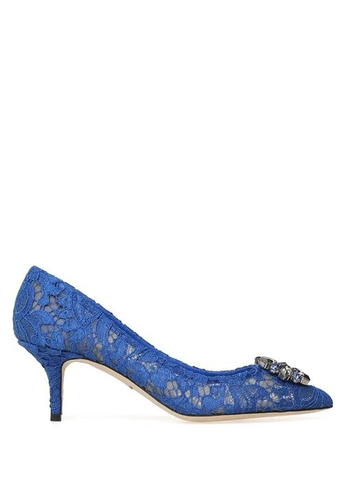 Dolce&Gabbana Mavi KADIN  PUMP 140612 Beymen