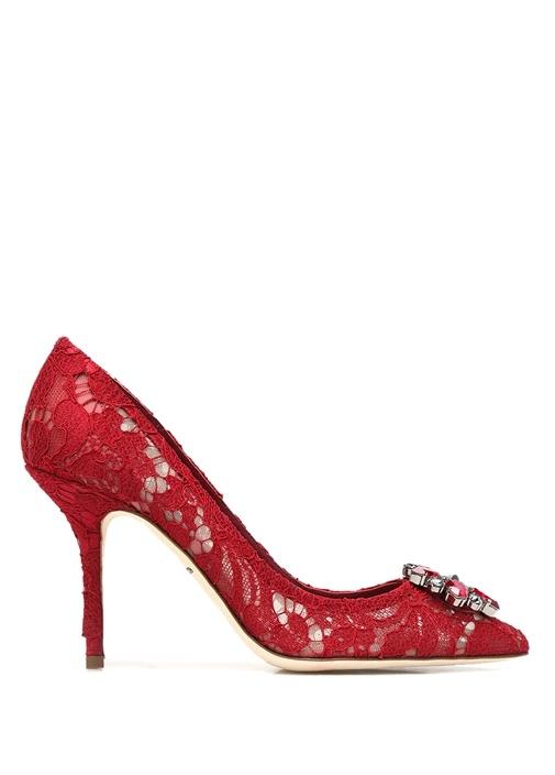 Dolce&Gabbana Kırmızı KADIN  PUMP 132864 Beymen