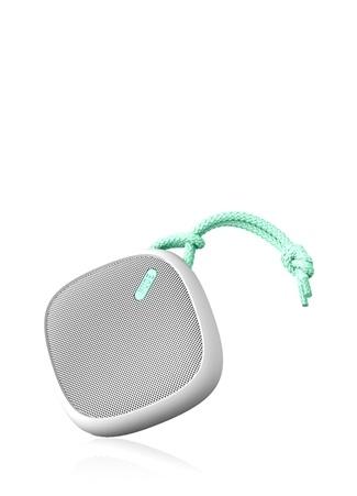 Nude Audio Unisex Move M Gri Taşınabilir Hoparlör Mavi EU IT