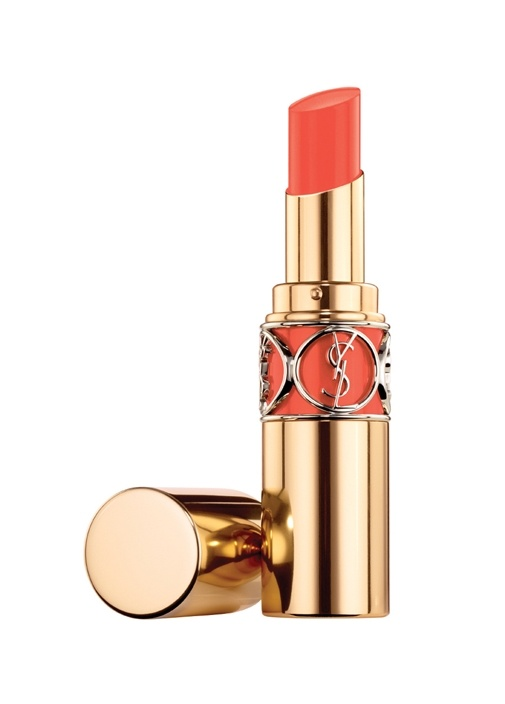 Rouge Volupte Shine Lipstick-30 Coral Ingenious Ruj