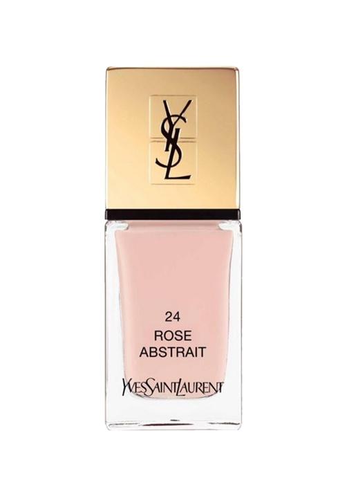 La Laque Couture-24 Rose Abstrait Oje