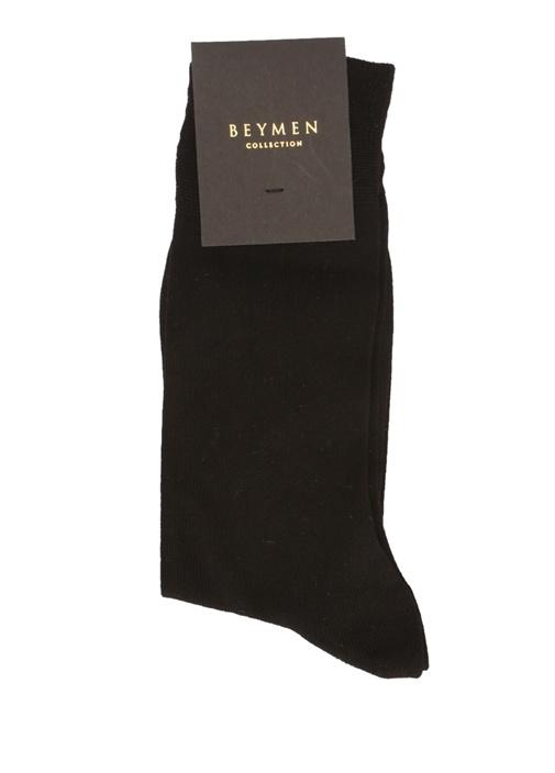 Siyah Bambu Çorap