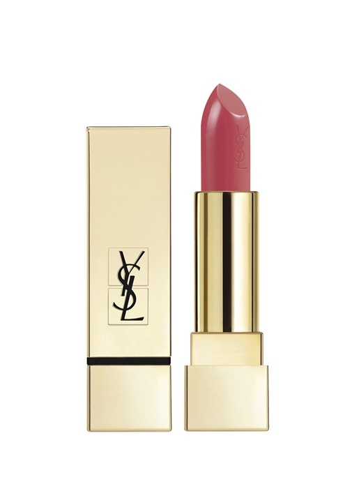 Rouge Pur Couture Lipstick Satin-52 Rosy Coral Ruj