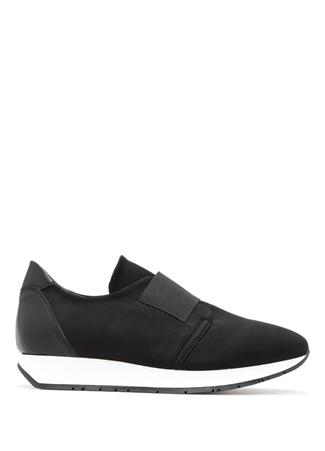 Siyah Bantlı Kadın Sneaker