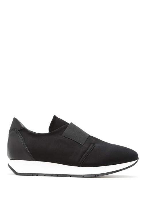 Beymen Club Siyah KADIN  Siyah Bantlı Kadın Sneaker 215269 Beymen