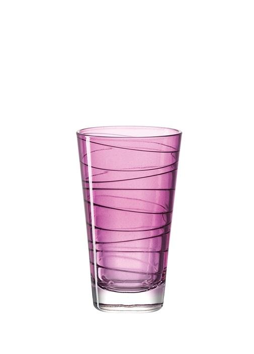 Vario Mor 280 ml Su Bardağı