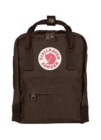 Fjallraven Unisex Çocuk Mini Kahverengi Logolu Sırt Çantası Mor I (IALY) Ürün Resmi