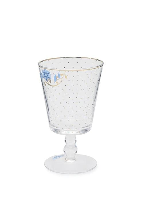 Royal Cam Su Bardağı Altın Puantiyeli