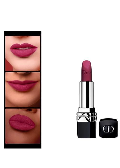 Rouge Dior Matte 897 Mysterious Matte Ruj