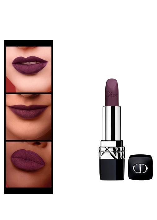 Rouge Dior 962 Poison Matte Ruj