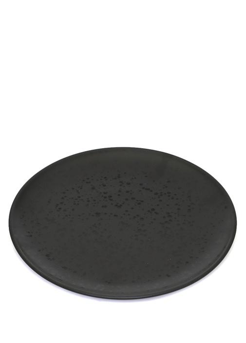 Alchimie Siyah Yemek Tabağı