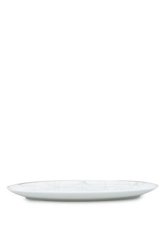 Carrara Oval Küçük Servis Tabağı
