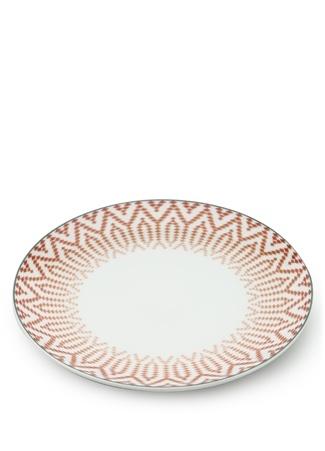 Fiji Porselen Tereyağlık