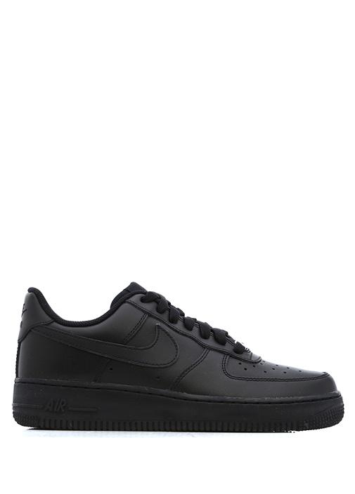 Air Force Siyah Gri Kadın Sneaker