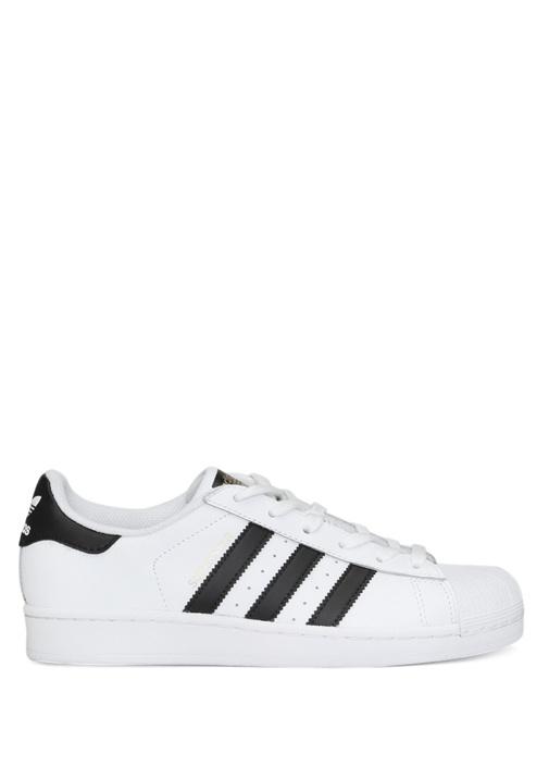 Superstar Beyaz Siyah Kadın Sneaker