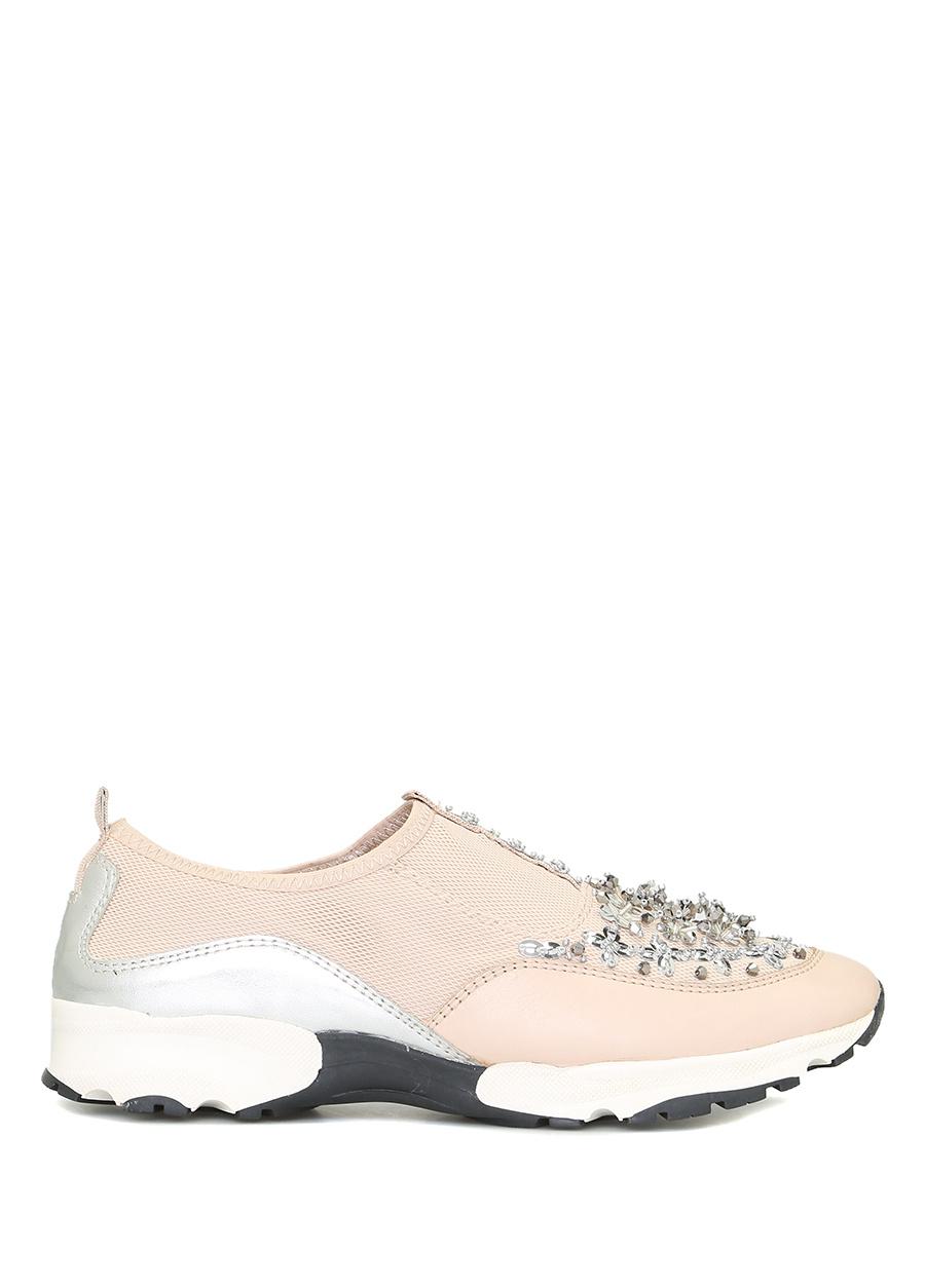 Carvela Flat Low Top Trainers Ten Kadın Sneaker