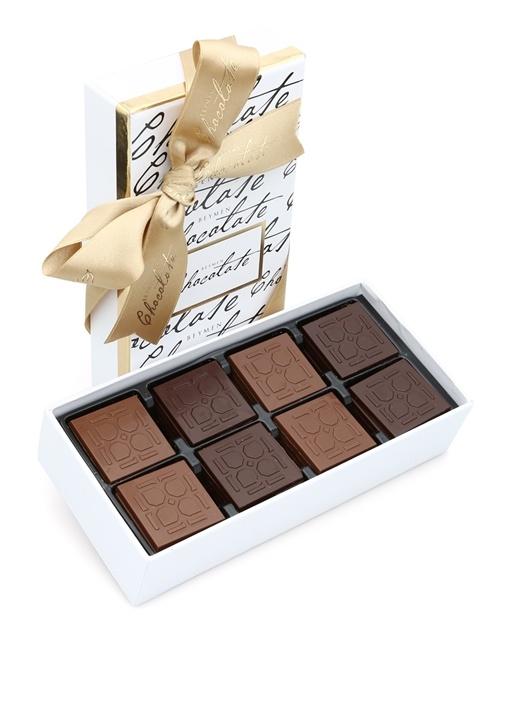 Sütlü ve Bitter 224 gr Madlen Çikolata
