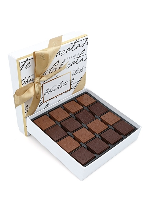 Sütlü ve Bitter 450 gr Madlen Çikolata